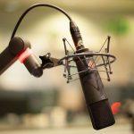 microphone, radio, mic